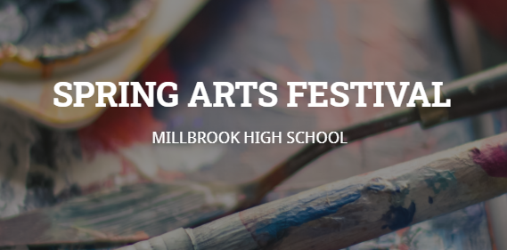 HS Spring Arts Festival homepage pic